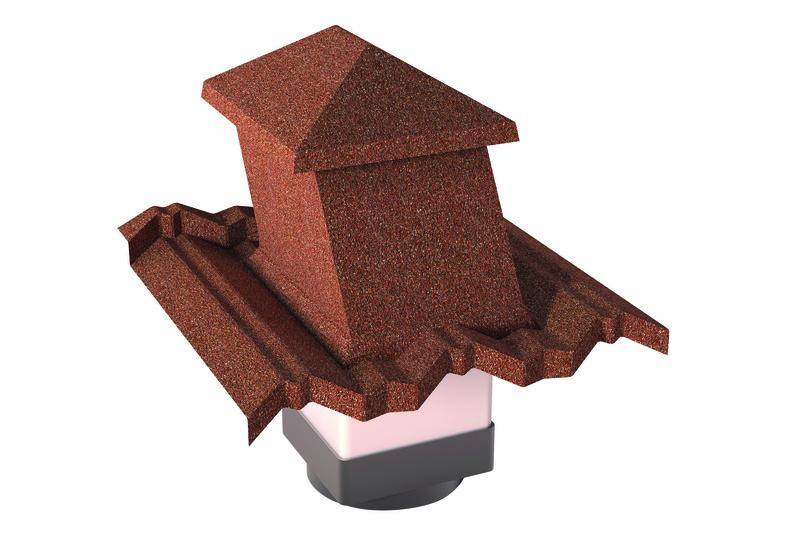 Sanitarni ventilacioni otvor G15-45° ISO
