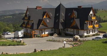 GERARD KORONA ŠINDRA Deep Black Hotel Redyk