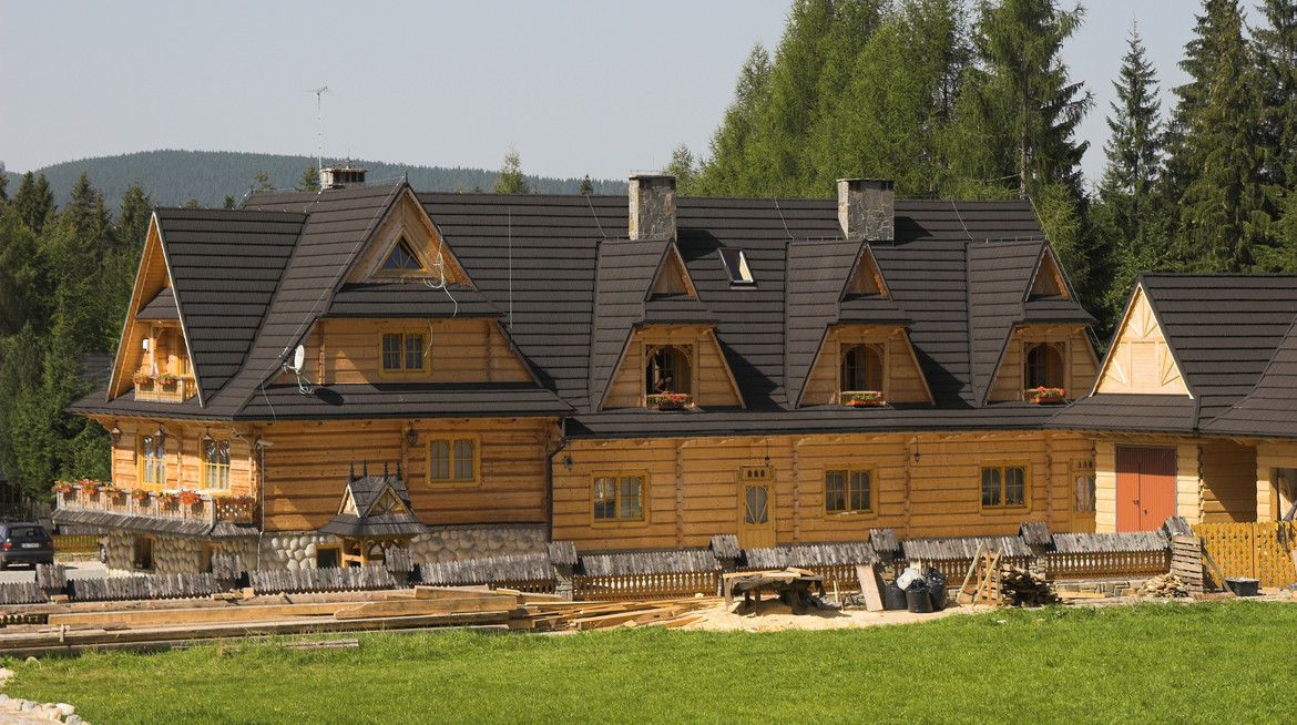 Wooden house references from Poland