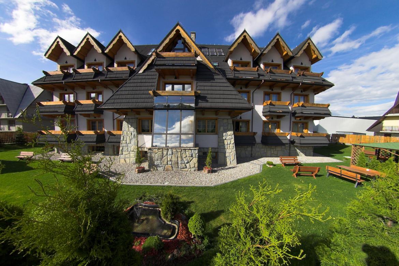 GERARD® KORONA ŠINDRA Charcoal Hotel, Zakopane, Poland Hotel, Zakopane, Poland